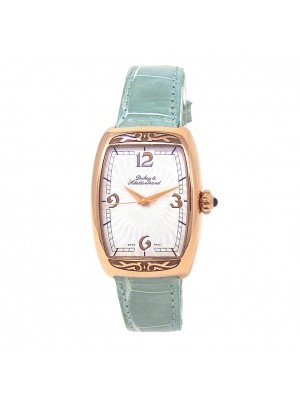 Dubey & Schaldenbrand Lady Ultra 18k Rose Gold Automatic Ladies Watch