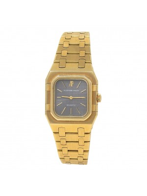 Audemars Piguet Royal Oak Rectangular Vintage 18kYellow Gold Quartz Ladies Watch