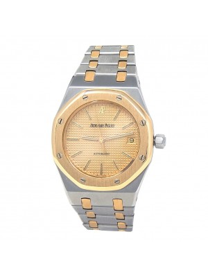 Audemars Piguet Stainless Steel & 18k Yellow Gold Automatic Men's Watch