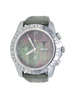 Tiret Automatic Chronograph Stainless Steel Automatic Men's Watch