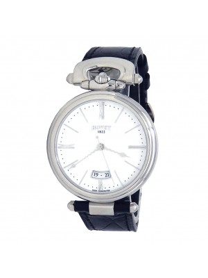 Bovet Chateau De Motiers 18k White Gold Automatic Men's Watch HMS055