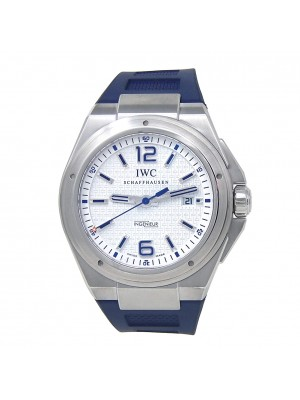 IWC Ingenieur Mission Earth Stainless Steel Automatic Men's Watch IW323608