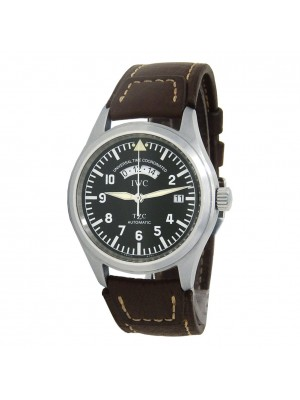 IWC Pilot UTC TZC Stainless Steel Automatic Men's Watch IW3251-01