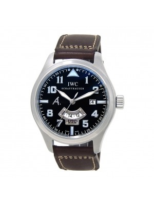 IWC Pilots UTC Antoine de Saint Exupery Stainless Steel Automatic Watch IW326104