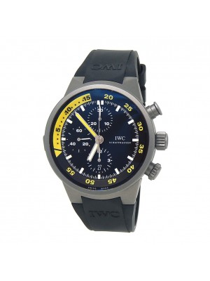 IWC Aquatimer Titanium Automatic Chronograph Men's Watch IW372304