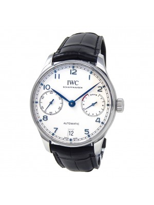 IWC Portugieser Stainless Steel Automatic Men's Watch IW500705