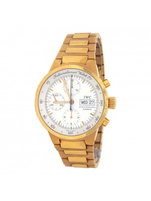 IWC GST 18k Yellow Gold Automatic Men's Watch IW9277