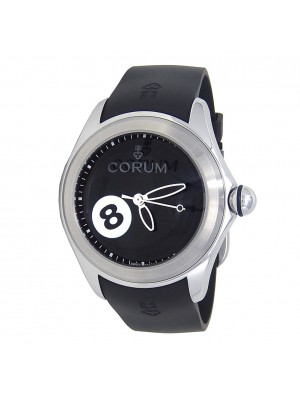 Corum Bubble 47 Game 8 Ball Stainless Steel Automatic Mens Watch L082/02995