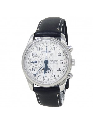 Longines Master Collection Stainless Steel Auto Silver Men's Watch L2.673.4.78.3