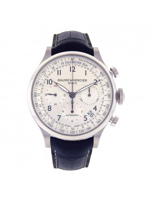 Baume & Mercier Capeland Stainless Steel Automatic Chronograph Watch M0A10063