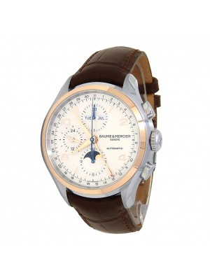 Baume & Mercier Clifton Core Chronograph Stainless Steel Automatic M0A10280