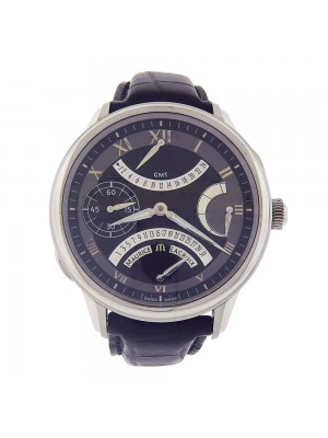 Maurice Lacroix Masterpiece Double Retrograde Automatic Watch MP7218-SS001-310