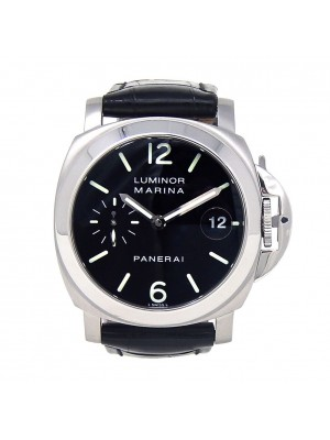 Panerai Luminor Marina Stainless Steel Automatic Men's Watch PAM00048