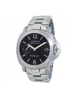Panerai Luminor Marina Automatic Stainless Steel Men's Watch Automatic PAM00050