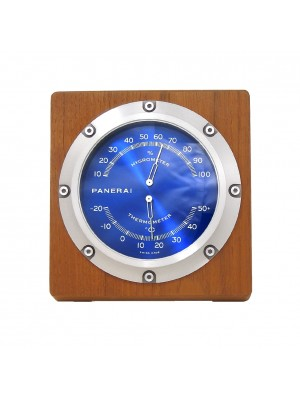 Panerai Table Hygrometer Thermometer Swiss Quartz PAM00256