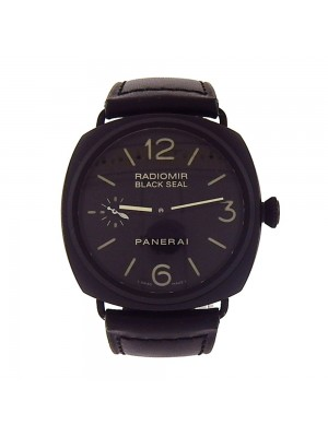Panerai Historic Radiomir Black Seal Black Ceramic Mechanical Watch PAM00292