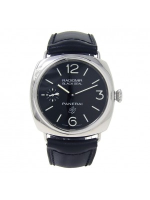 Panerai Historic Radiomir Black Seal Logo Stainless Steel Automatic PAM00380