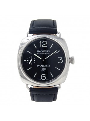 Panerai Historic Radiomir Black Seal Stainless Steel Mechanical Watch PAM00380