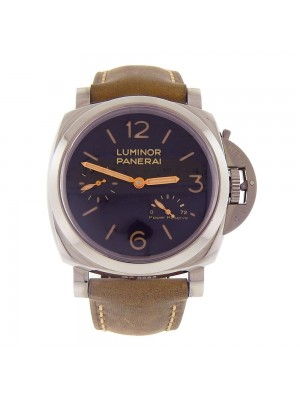 Panerai Luminor 1950 Power Reserve Stainless Steel Hand Winding Watch PAM00423