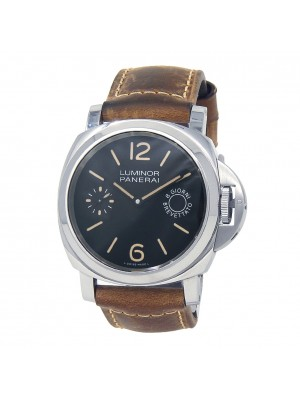 Panerai Luminor Marina Stainless Steel Mechanical Men's Watch PAM00590