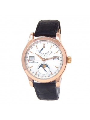 Jaeger-LeCoultre Master Calendar 18k Rose Gold Men's Watch Automatic Q151242A