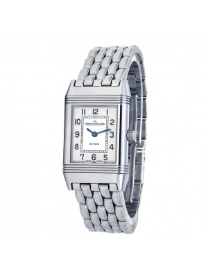 Jaeger LeCoultre Reverso Classic Stainless Steel Mechancal Ladies Watch Q2608130