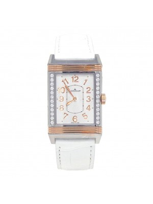 Jaeger-LeCoultre Grande Reverso S.S. & 18k Rose Gold Mechanical Watch Q3224420