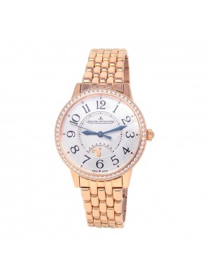 Jaeger LeCoultre Rendez-Vous 18k Rose Gold Automatic Ladies Watch Q3442120