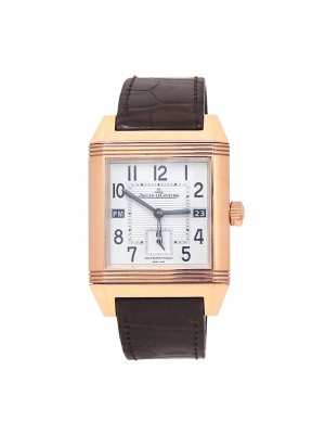 Jaeger-LeCoultre Reverso Squadra Hometime 18 R/G Automatic Men's Watch Q7002420