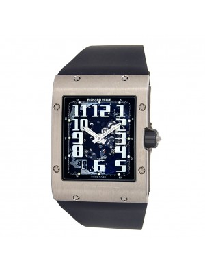 Richard Mille RM 016 Extra Flat 18k White Gold Automatic Men's Watch RM016 AH WG