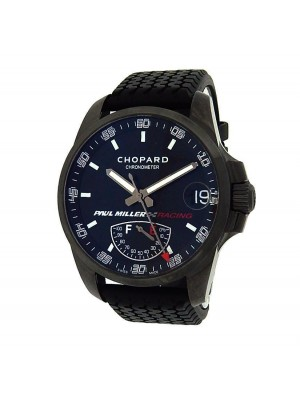 Men's Chopard Mille Miglia GT XL 168457-3013 Steel all Black automatic Watch