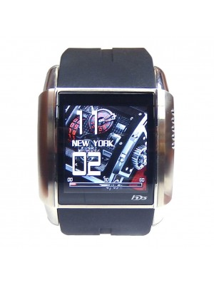 HD3 SLYDE Stainless Steel Digital Touch Screen Electronic Men's Watch