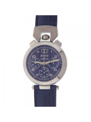 Bovet Sportster Date Display Automatic Chronograph Men's Watch SP0451-GOMA-BA