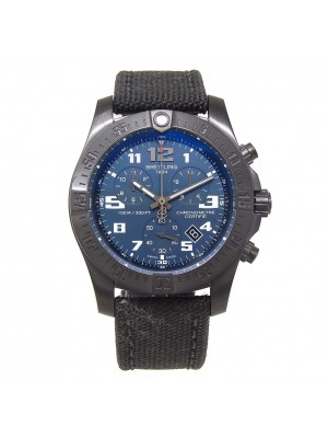 Breitling Chronospace Evo Night Mission Titanium Quartz Men's Watch V7333010C939