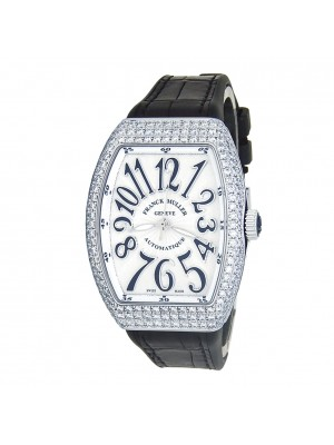 Franck Muller Vanguard Stainless Steel Automatic Men's Watch V 35 SC AT FO D