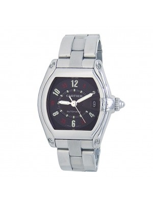 Cartier Roadster Stainless Steel Automatic Men's Watch W62002V3