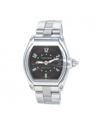 Cartier Roadster Stainless Steel Men's Watch Automatic W62002V3