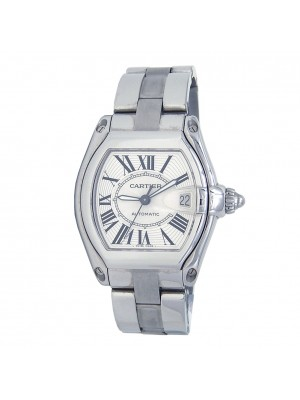 Cartier Roadster Stainless Steel Automatic Men's Watch W62025V3