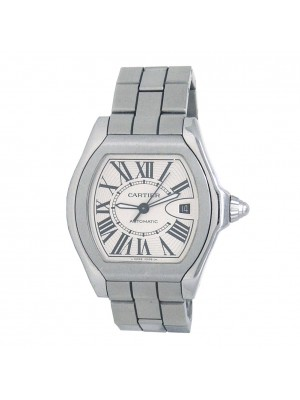 Cartier Roadster S Stainless Steel Automatic Men's Watch W6206017