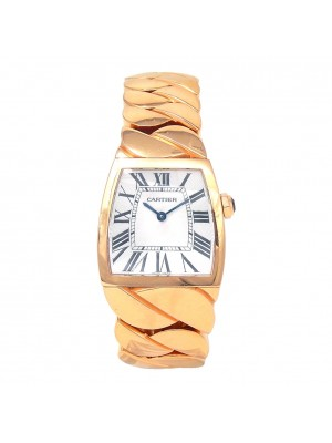 Cartier La Dona 18k Rose Gold Swiss Quartz Ladies Watch W640040I