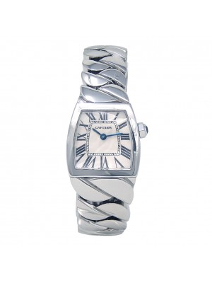 Cartier  La Dona Stainless Steel Swiss Quartz Ladies Watch W660012I
