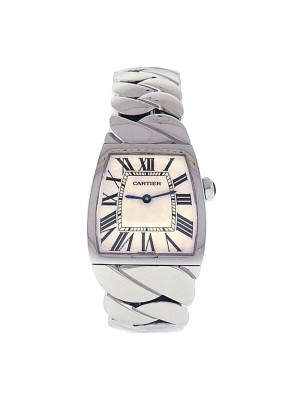 Cartier La Dona Stainless Steel Swiss Quartz Ladies Watch W660022I