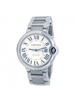 Cartier Ballon Bleu Stainless Steel Automatic Men's Watch W6920046