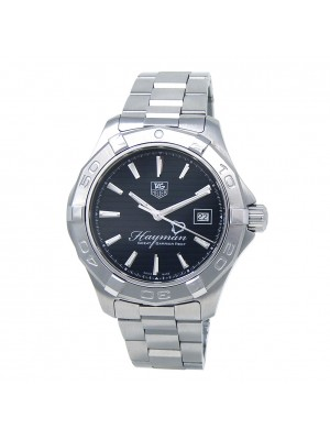 Tag Heuer Aquaracer Hayman Island Stainless Steel Automatic Men's Watch WAP201Y