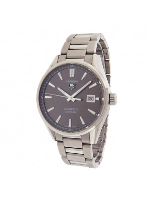 Tag Heuer Carrera WAR211C.BA0782 Stainless Steel Automatic Anthracite Men's Watch