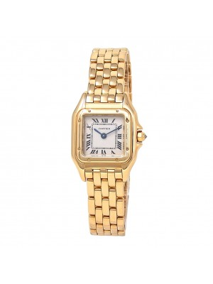 Cartier Panthere 18k Yellow Gold Swiss Quartz Ladies Watch WGPN0008