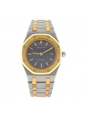 Royal Oak 18k Gold Stainless Steel Unisex Midsize WLTQB01367 Automatic Watch