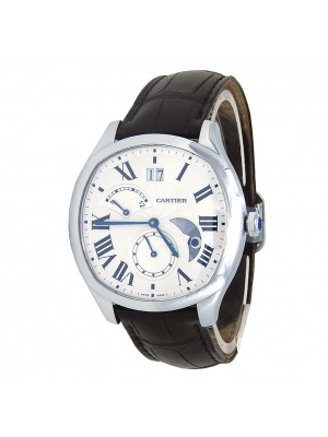 Cartier Drive de Cartier Stainless Steel Men's Watch Automatic WSNM0005