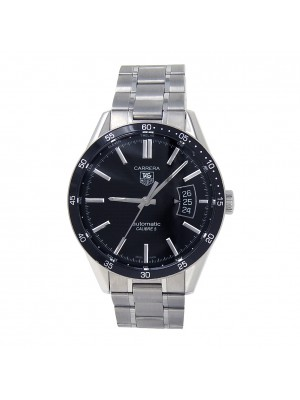 Tag Heuer Carrera Calibre 5 Stainless Steel Automatic Men's Watch WV211M.BA0787