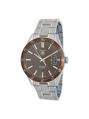 Tag Heuer Carrera Calibre 5 Stainless Steel Automatic Men's Watch WV211N.BA0787